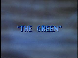Disney Gargoyles - The Green - title