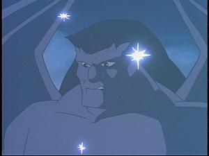Disney Gargoyles - The New Olympians - glitter goliath