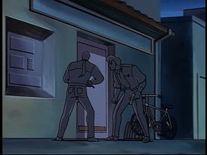 Disney Gargoyles - Bushido - burglars