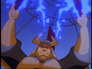 Disney Gargoyles - Bushido - electrified fans