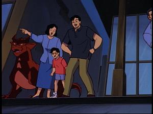 Disney Gargoyles - Bushido - garg beast japanese