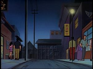 Disney Gargoyles - Bushido - ishimura
