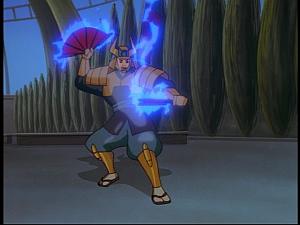 Disney Gargoyles - Bushido - taro armor