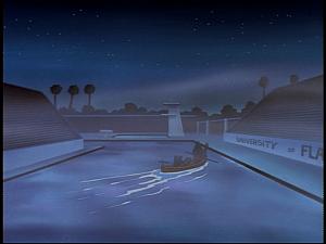 Disney Gargoyles - Cloud Fathers - flagstaff pool