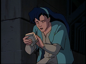 Disney Gargoyles - Future Tense - chavez's daughter