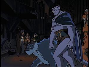 Disney Gargoyles - Future Tense - dystopian new york
