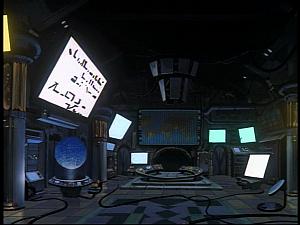 Disney Gargoyles - Future Tense - inside great hall