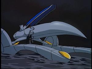 Disney Gargoyles - Future Tense - matt's ship
