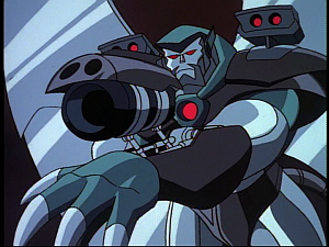 Disney Gargoyles - Future Tense - new steel clan