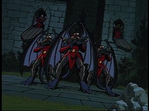 Disney Gargoyles - Future Tense - thailog troops