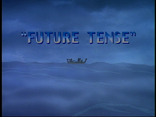 Disney Gargoyles - Future Tense - title