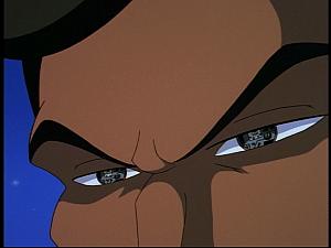 Disney Gargoyles - Future Tense - xanatos eyes