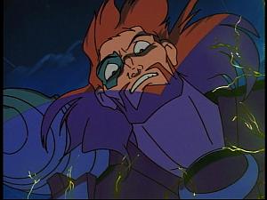 Disney Gargoyles - Future Tense - xanatos kills alexander