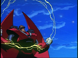 Disney Gargoyles - Future Tense - xanatos power ring