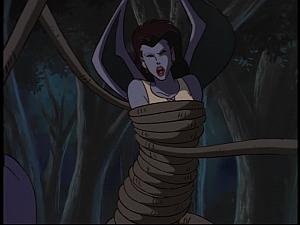 Disney Gargoyles - Ill Met by Moonlight - angela vine