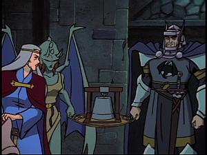 Disney Gargoyles - Ill Met by Moonlight - iron bell