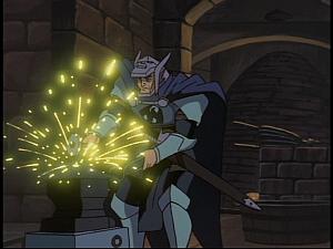 Disney Gargoyles - Ill Met by Moonlight - tom blacksmith