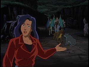 Disney Gargoyles - Ill Met by Moonlight - welcome