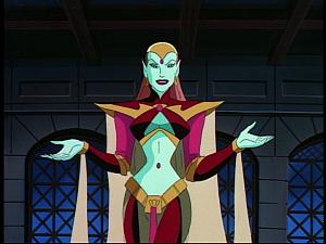 Disney Gargoyles - The Gathering - titania revlealed
