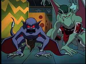 Disney Gargoyles - The Reckoning - brentwood hollywood