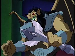 Disney Gargoyles - The Reckoning - burbank