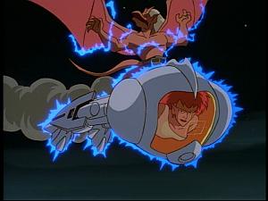 Disney Gargoyles - The Reckoning - demona's armor