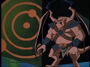 Disney Gargoyles - The Reckoning - hollywood