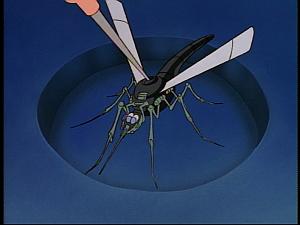 Disney Gargoyles - The Reckoning - mosquito robot