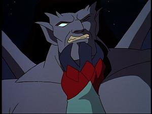 Disney Gargoyles - The Reckoning - thailog vs goliath