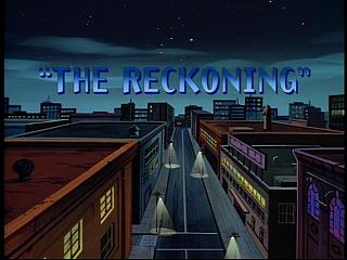Disney Gargoyles - The Reckoning - title