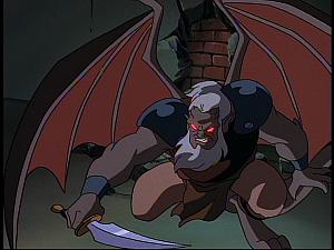 Disney Gargoyles - Vendettas - hudson possessed