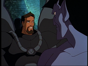 Disney Gargoyles - the Gathering part 2 - xanatos debt of gratitude