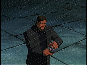 Disney Gargoyles - the Gathering - xanatos remote