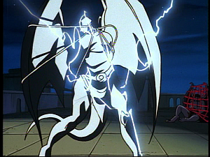 Disney Gargoyles - Hunter's Moon part 1 - angela zapped