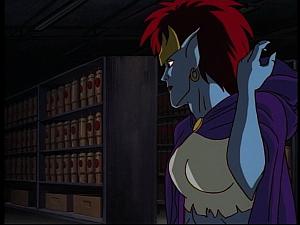 Disney Gargoyles - Hunter's Moon part 1 - demona finds di7