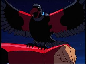 Disney Gargoyles - Hunter's Moon part 1 - hunter bird