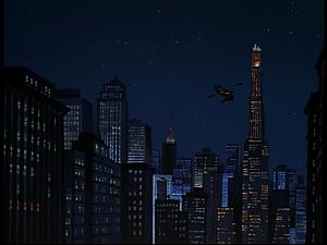 Disney Gargoyles - Hunter's Moon part 3 - chopper returns