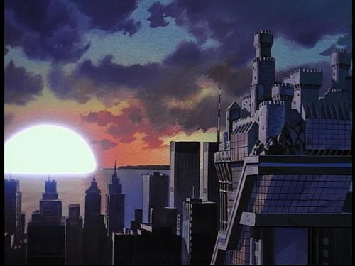 Disney Gargoyles - Hunter's Moon part 3 - eyrie building final shot