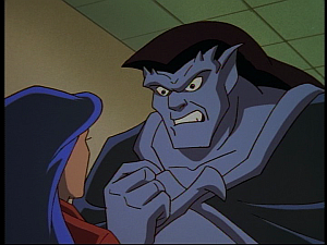 Disney Gargoyles - Hunter's Moon part 3 - goliath angry