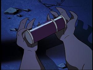 Disney Gargoyles - Hunter's Moon part 3 - goliath catches vial