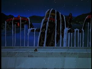 Disney Gargoyles - Hunter's Moon part 3 - hunters ship