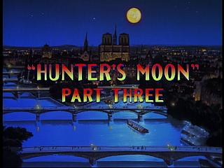 Disney Gargoyles - Hunter's Moon part 3 - title