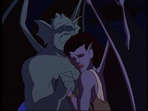 Disney Gargoyles - Possession - broadway and angela