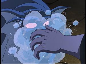 Disney Gargoyles - Possession - bronx fey dust