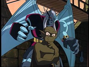 Disney Gargoyles - Possession - coldstone and lex