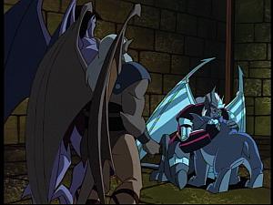 Disney Gargoyles - Possession - coldstone bronx