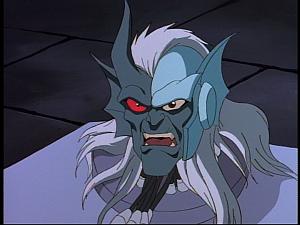 Disney Gargoyles - Possession - coldstone head