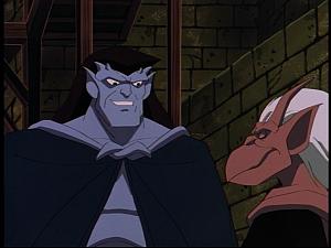 Disney Gargoyles - Possession - goliath and brooklyn