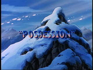 Disney Gargoyles - Possession - title