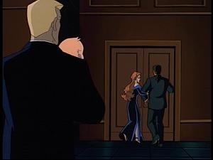 Disney Gargoyles - Possession - xanatos couple leaves